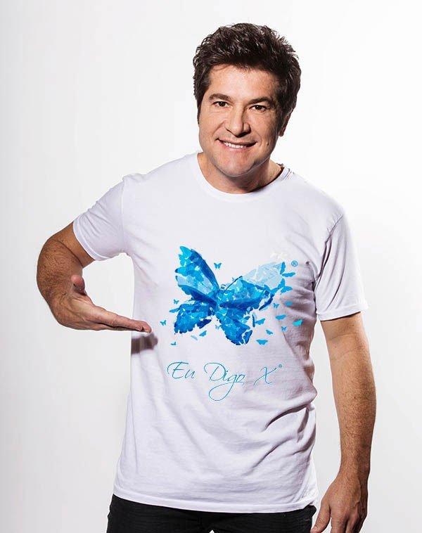 Camiseta Eu Digo X Daniel2