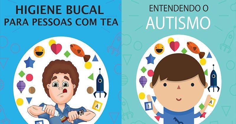 Manual Ensina A Cuidar Da Saúde Bucal De Crianças Com Autismo